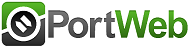 PortWeb Logo